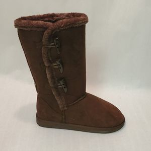 NEW Top Moda BROWN Boots